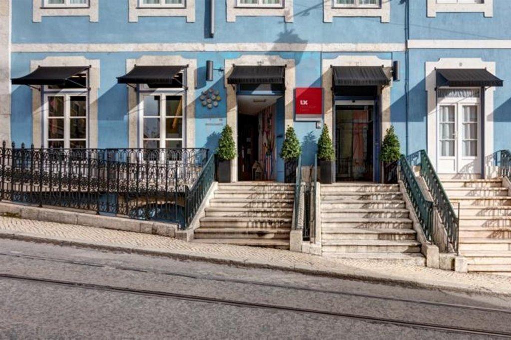 Lx Boutique Hotel, Lisbon Image 8