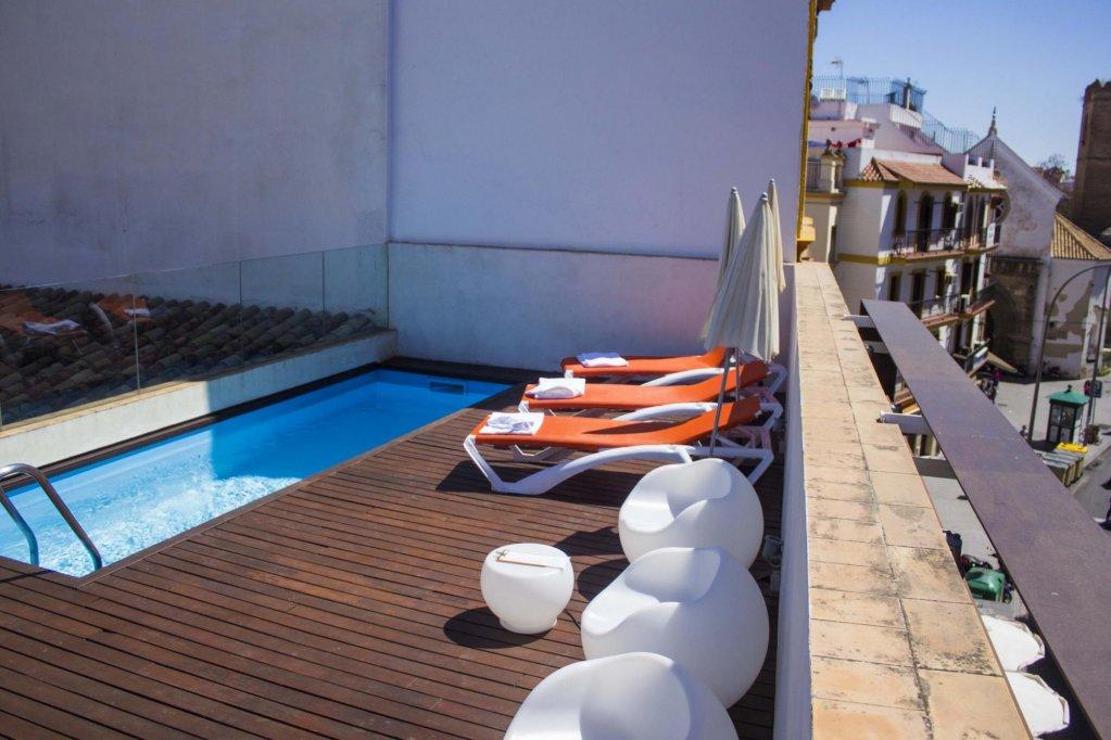 Hotel Posada Del Lucero Seville Image 1
