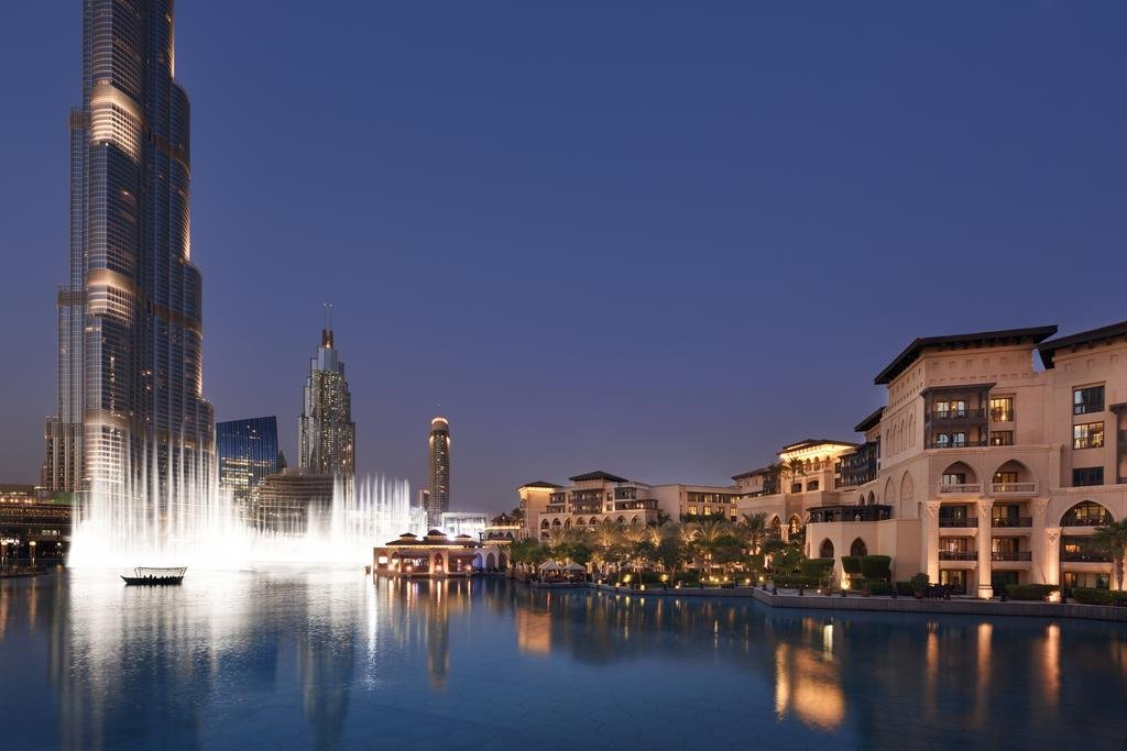 Address Boulevard, Dubai Image 37