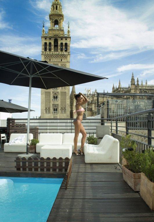 Eme Catedral Hotel, Seville Image 38