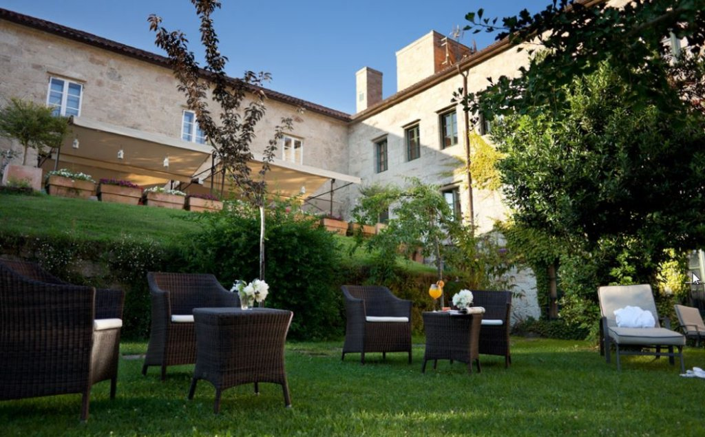 Hotel Spa Relais & Chateaux A Quinta Da Auga, Santiago De Compostela Image 32