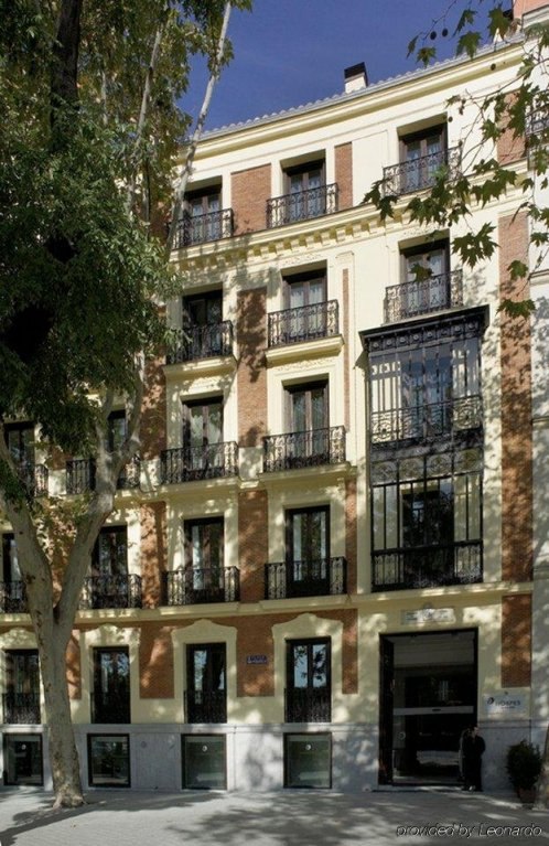 Hotel Hospes Puerta De Alcalá, Madrid Image 24
