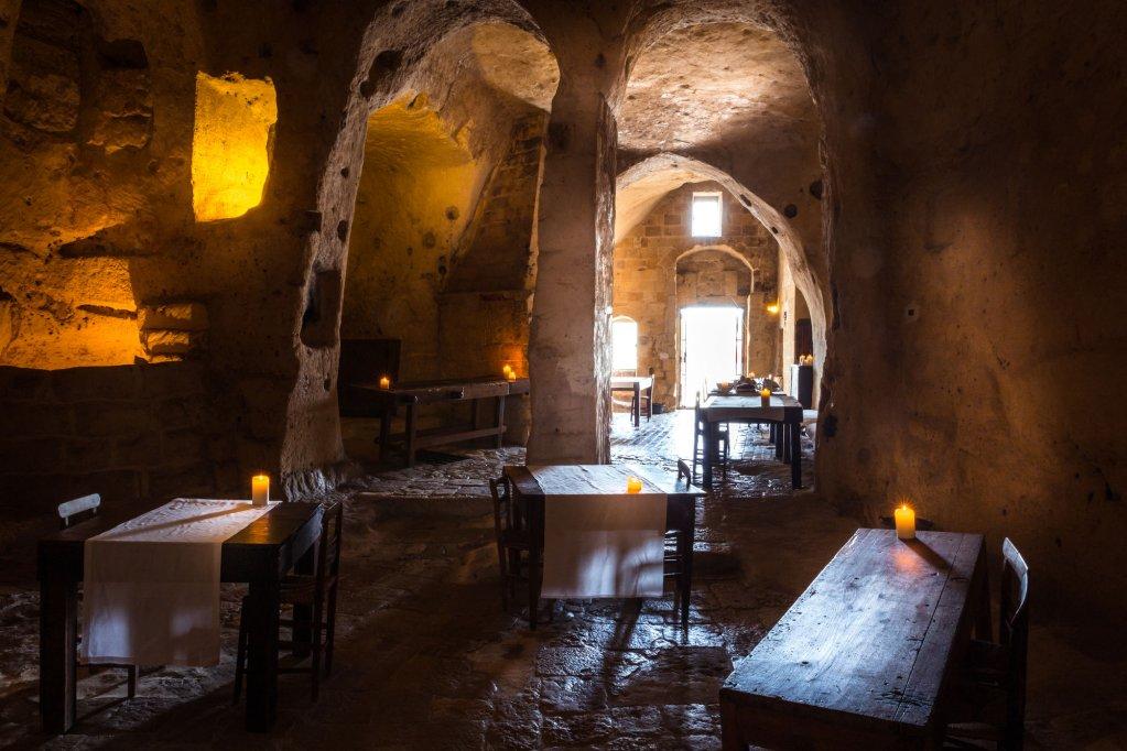Sextantio Le Grotte Della Civita, Matera Image 10