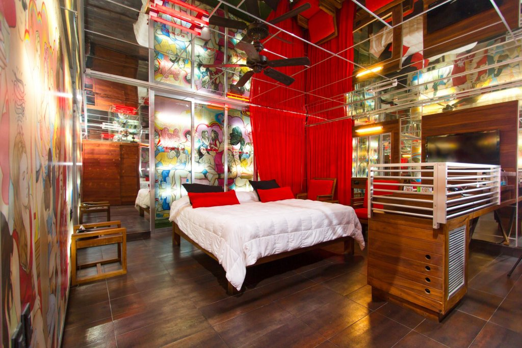 La Reina Roja Hotel Boutique, Playa Del Carmen Image 12