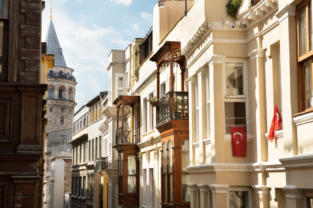 Georges Hotel Galata, Istanbul Image 34