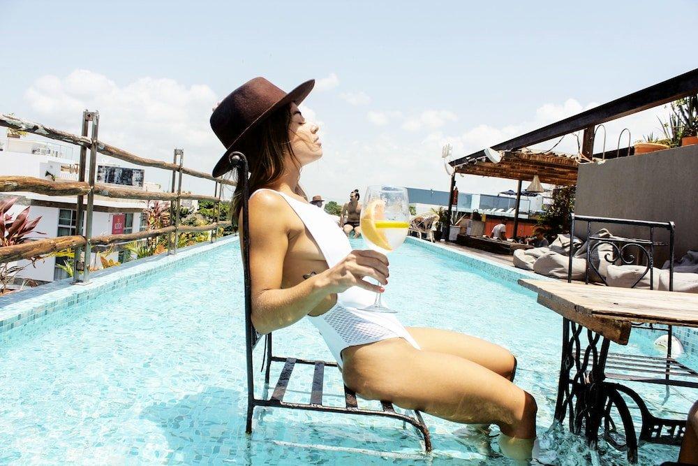 Be Playa Hotel, Playa Del Carmen Image 22