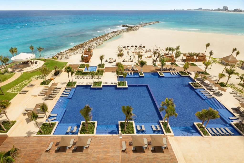 Turquoize At Hyatt Ziva Cancun  Image 40