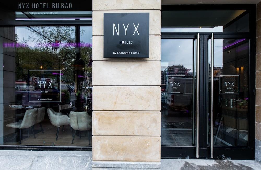 Nyx Hotel Bilbao By Leonardo Hotels Image 36