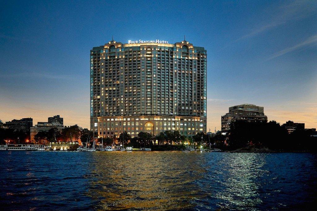 Four Seasons Hotel Cairo At Nile Plaza Image 0