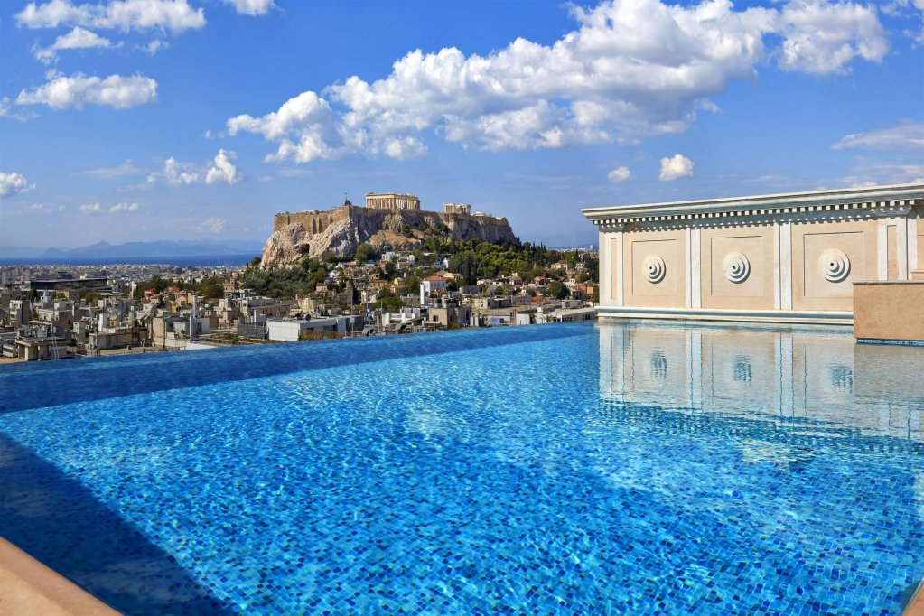 King George, A Luxury Collection Hotel, Athens Image 8