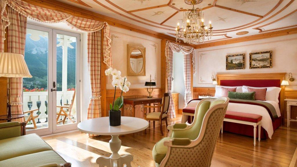 Cristallo Hotel, A Luxury Collection Resort & Spa, Cortina D'ampezzo Image 1
