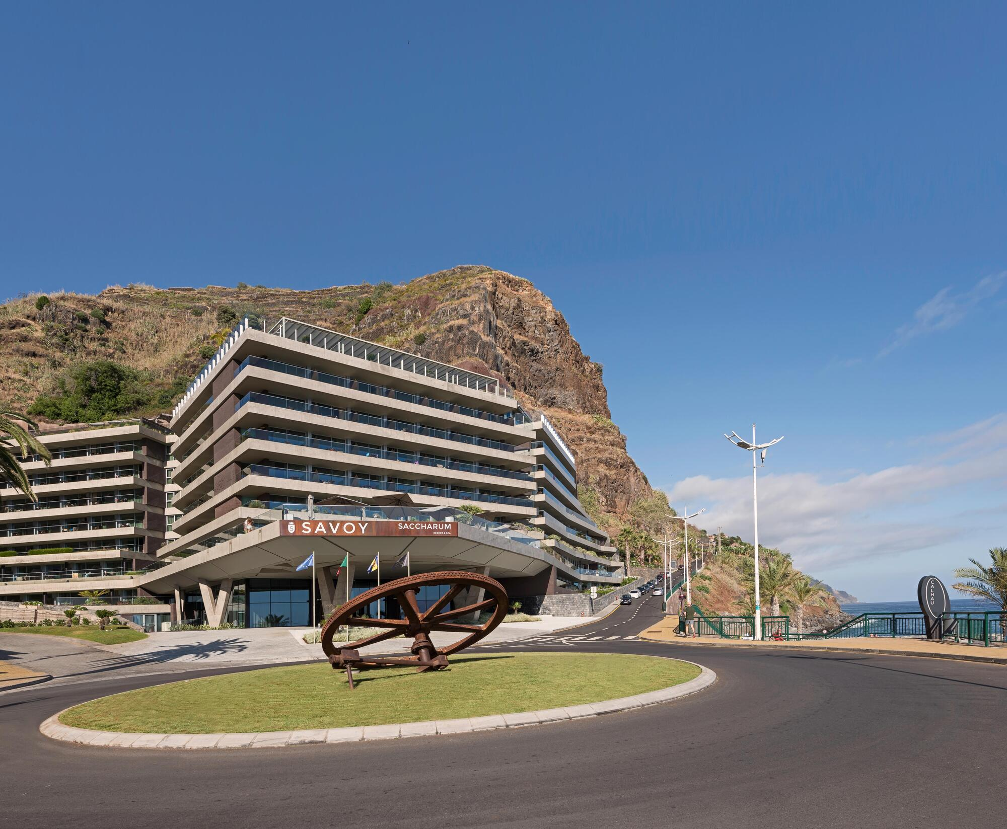 Saccharum Resort And Spa, Calheta, Madeira Image 4