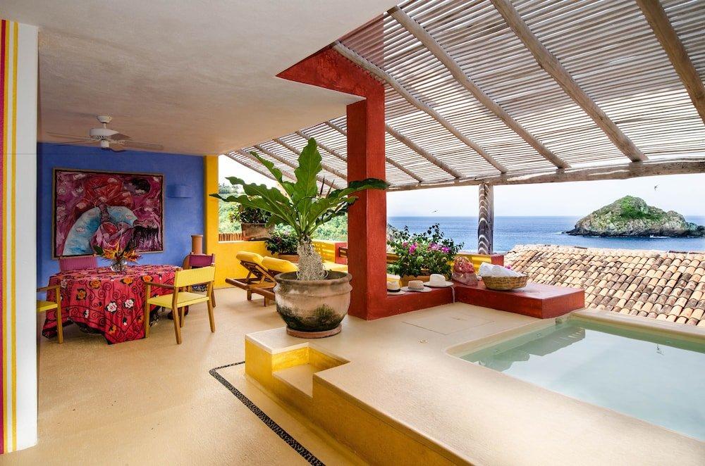 Bungalows & Casitas De Las Flores, Costa Careyes Image 0