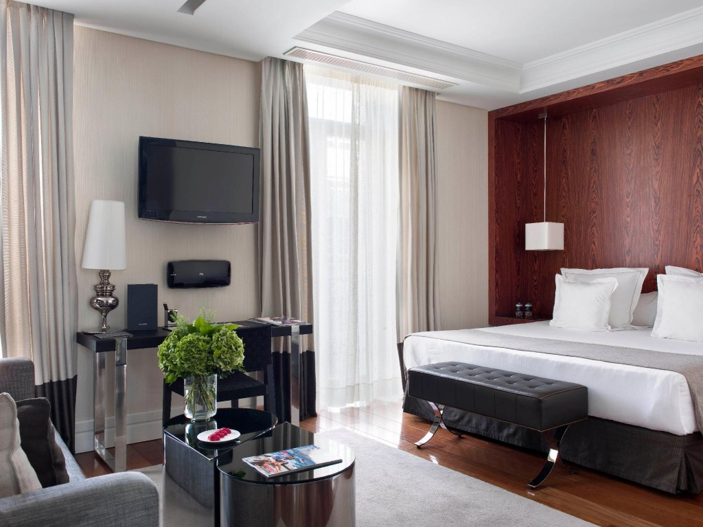 Hotel Único Madrid - Small Luxury Hotels Of The World Image 0