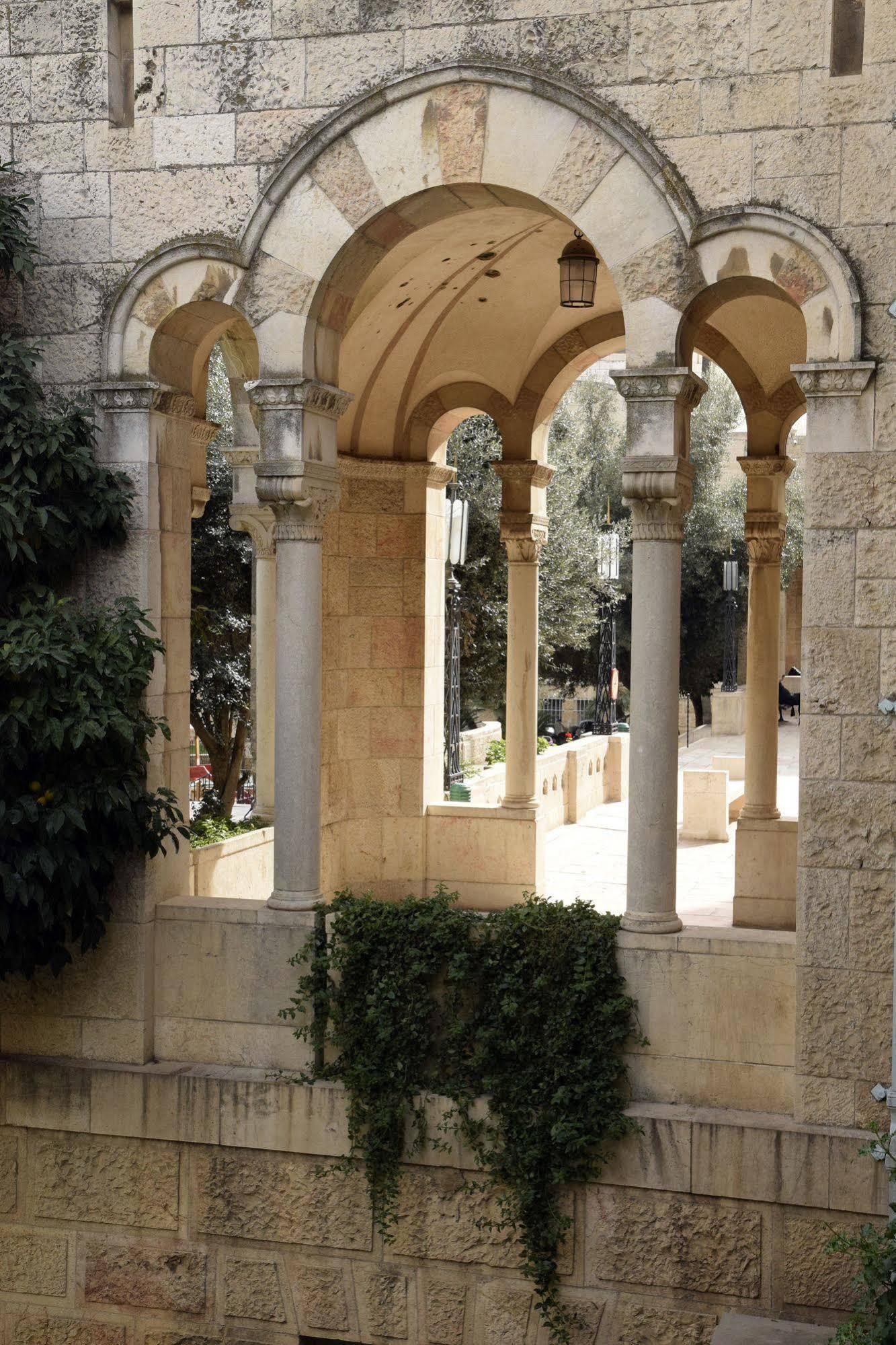 Ymca Three Arches Hotel, Jerusalem Image 7