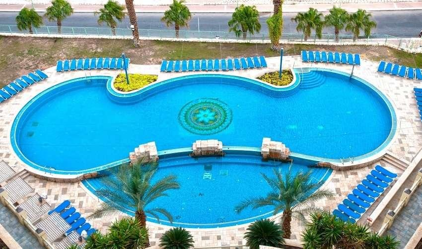 Leonardo Inn Hotel Dead Sea Image 4