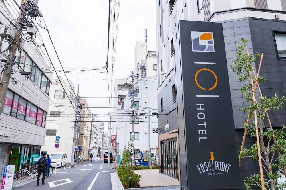 Ici Hotel Asakusabashi, Tokyo Image 4
