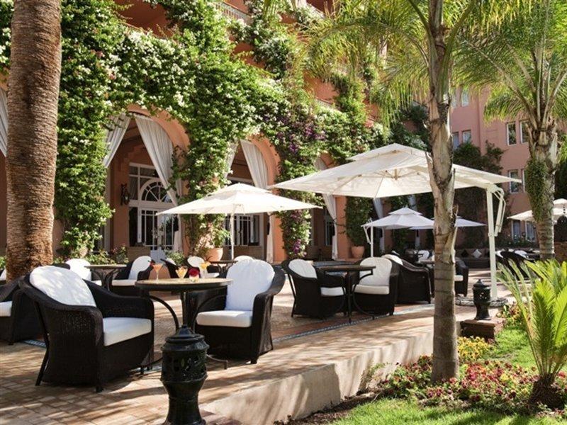 Sofitel Marrakech Lounge And Spa, Marrakech Image 47