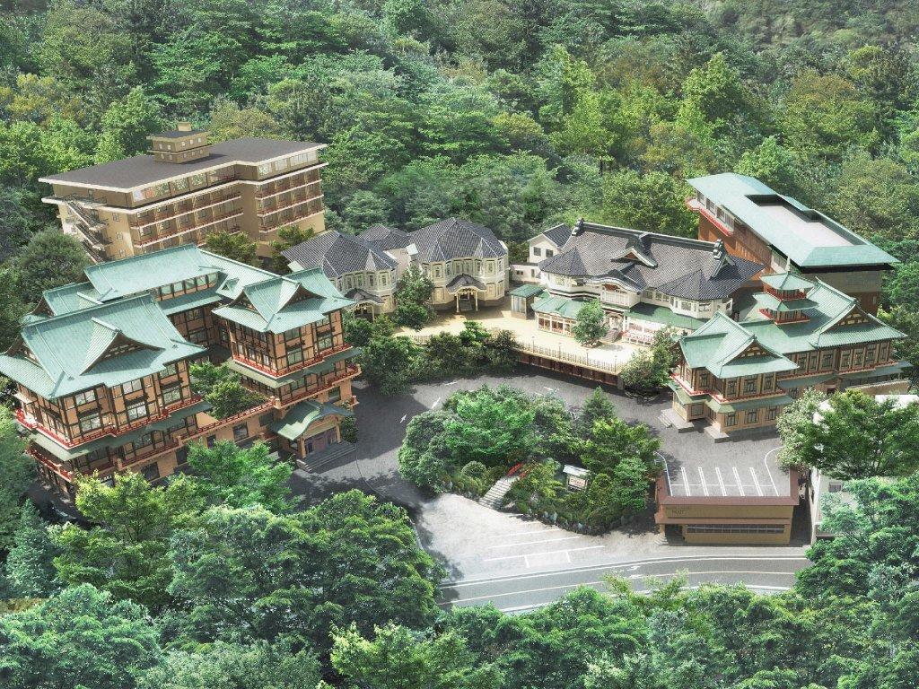 Fujiya Hotel, Kanagawa-miyanoshita Image 36