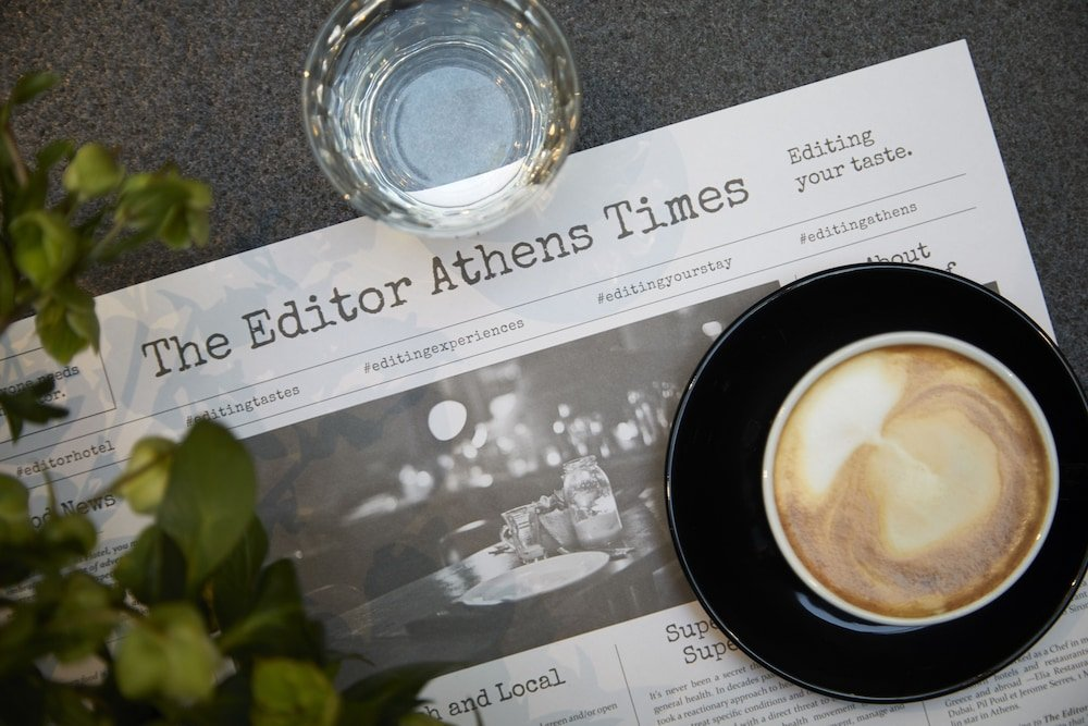 The Editor Hotel Athens Image 44