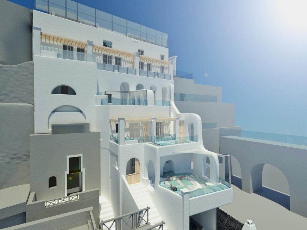 Nefeles Luxury Suites, Fira, Santorini Image 42