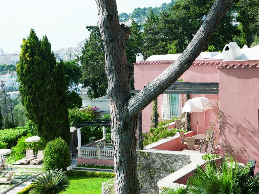 Hotel Punta Tragara, Capri Image 5
