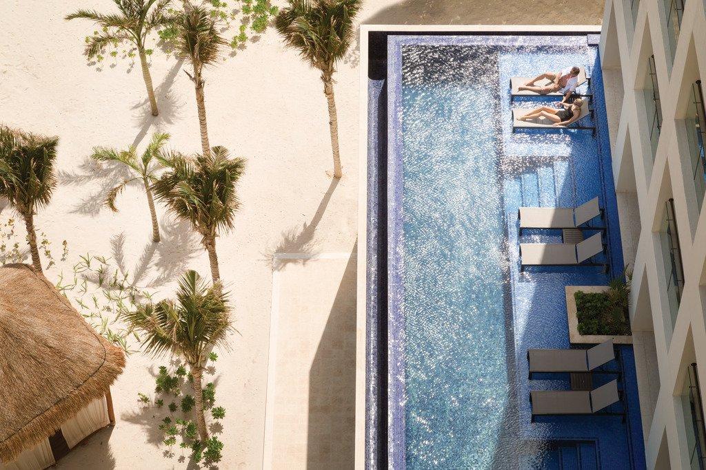 Turquoize At Hyatt Ziva Cancun  Image 6