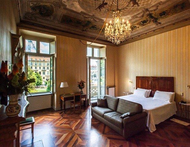 Hotel Roma E Rocca Cavour, Turin Image 1