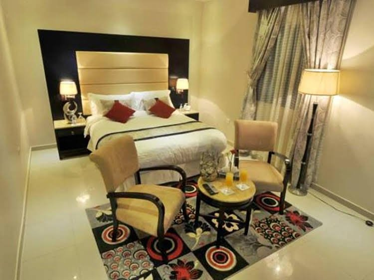 Hyatt Regency Riyadh Olaya Image 18