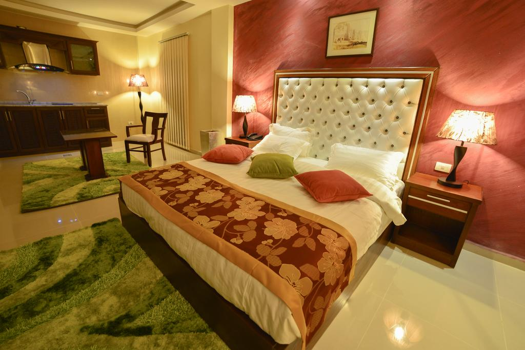 P Quattro Relax Hotel, Petra Image 0