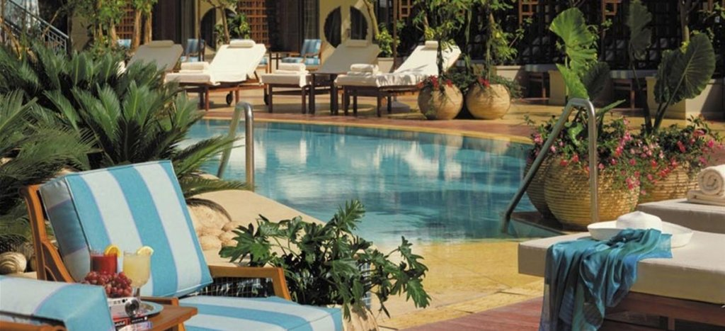 Four Seasons Hotel Cairo At Nile Plaza Image 49