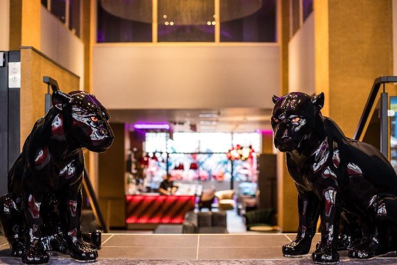 Nyx Hotel Bilbao By Leonardo Hotels Image 28