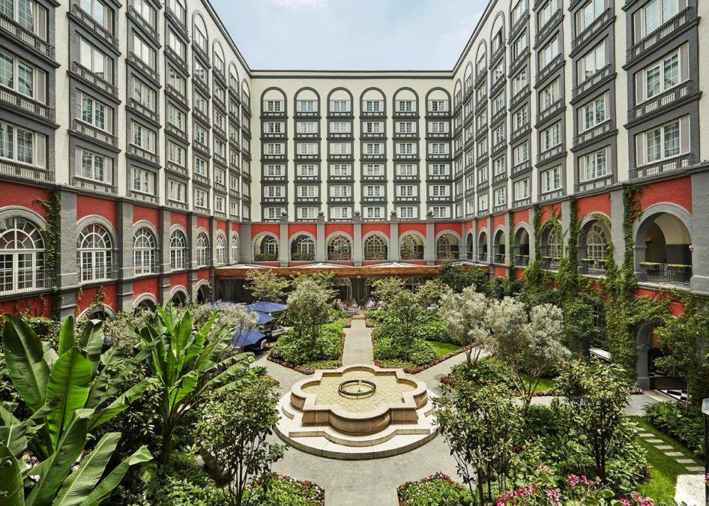 Four Seasons Hotel Mexico City Image 0
