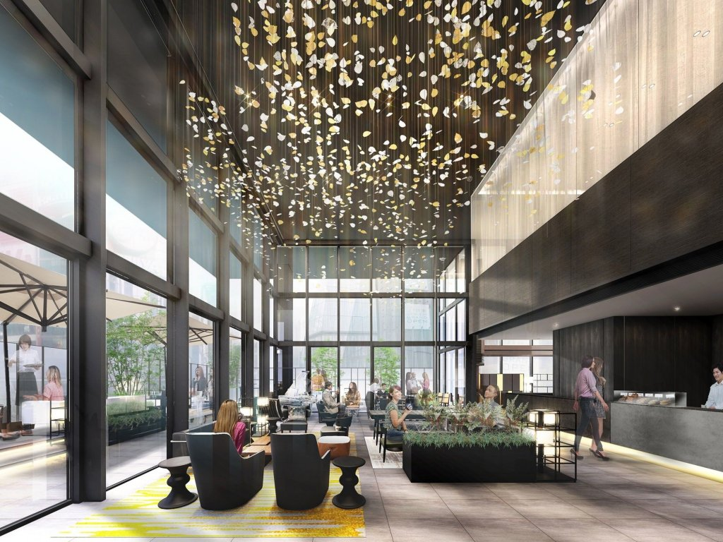 The Gate Hotel Tokyo By Hulic Image 2