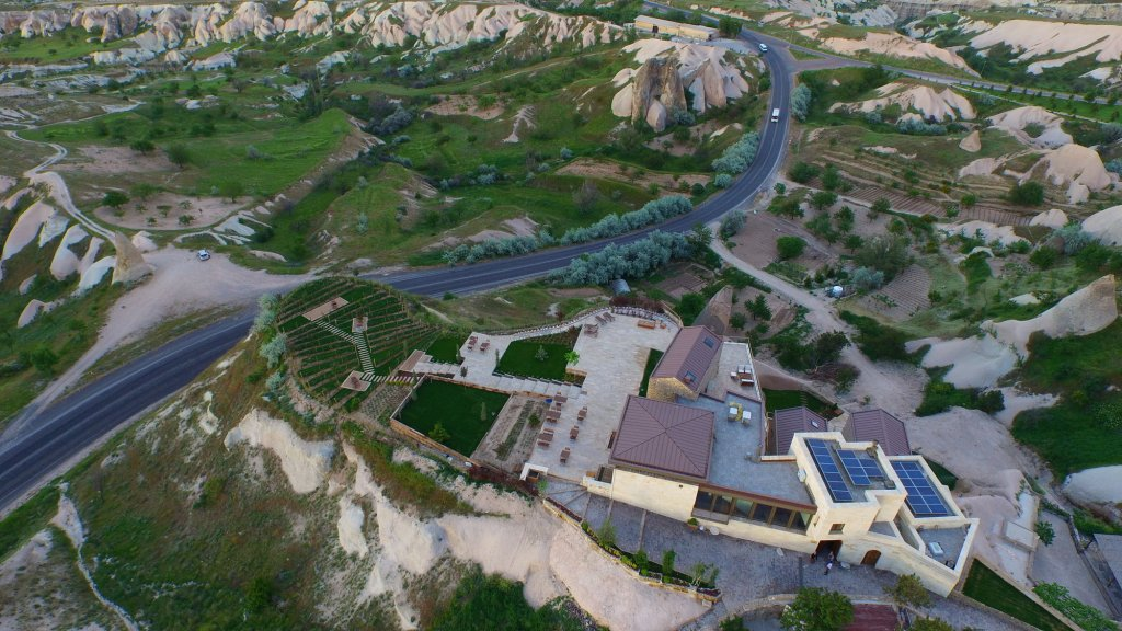Ariana Sustainable Luxury Lodge - Special Class, Uchisar Image 28