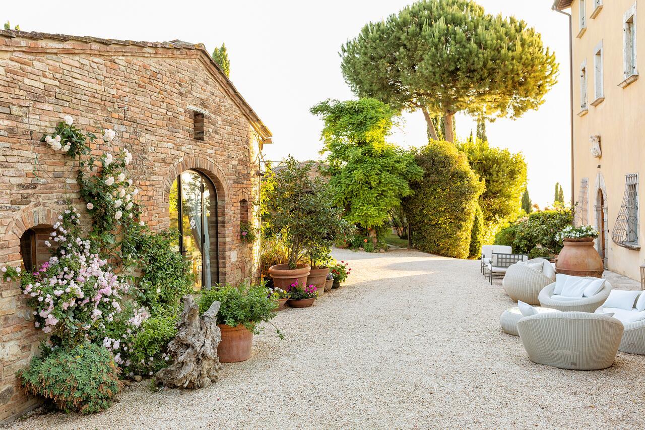 Villa Cicolina, Montepulciano Image 2