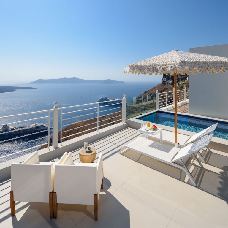 Nefeles Luxury Suites, Fira, Santorini Image 35