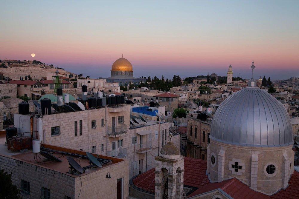 Dan Panorama Jerusalem Hotel Image 39