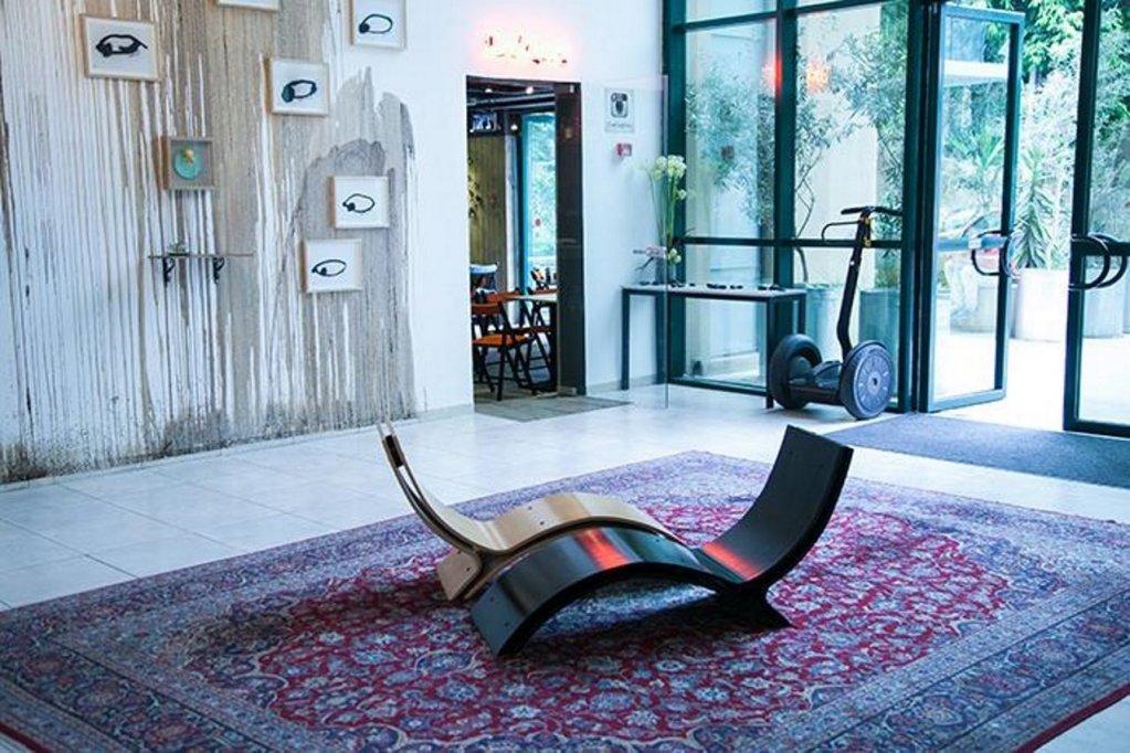 Diaghilev Loft Live Art Hotel, Tel Aviv Image 29