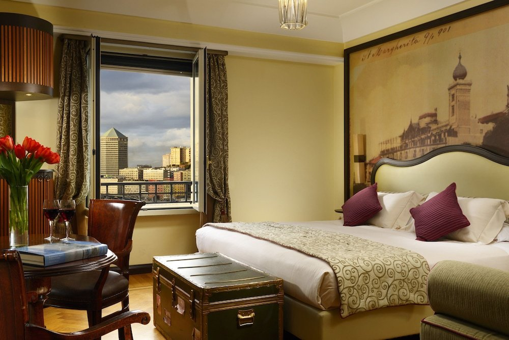 Grand Hotel Savoia, Genoa Image 3