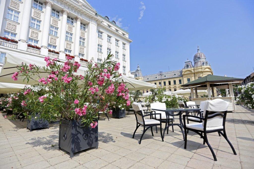 Esplanade Zagreb Hotel Image 4