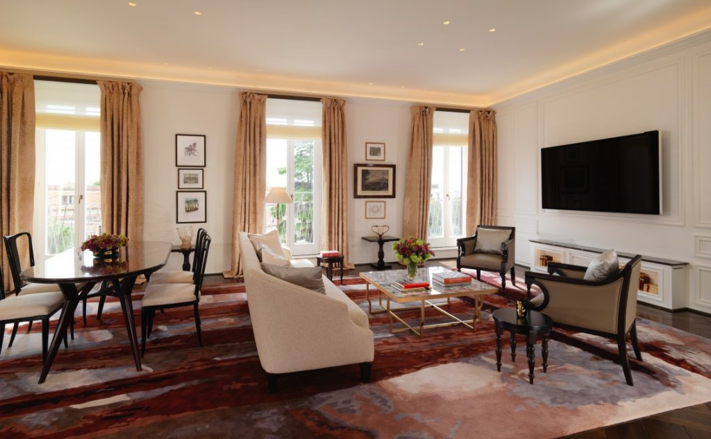 Hotel Eden - Dorchester Collection, Rome Image 6