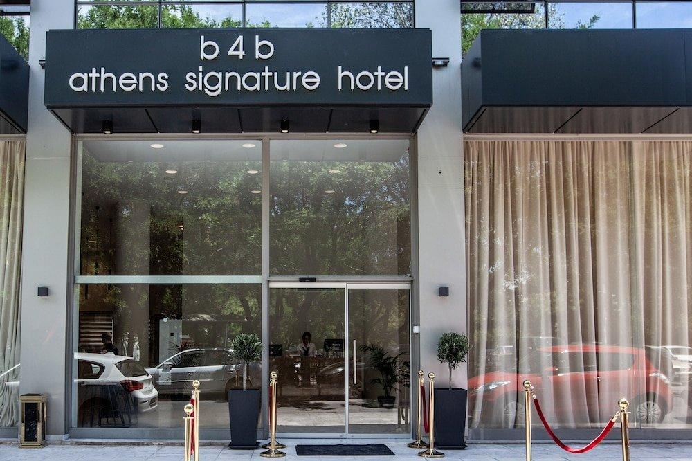 B4b Athens Signature Hotel Image 35