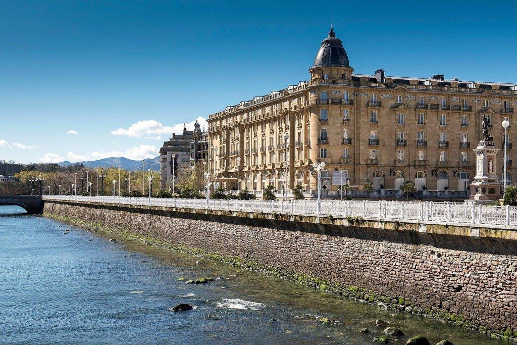 Hotel Maria Cristina, A Luxury Collection Hotel, San Sebastian Image 43