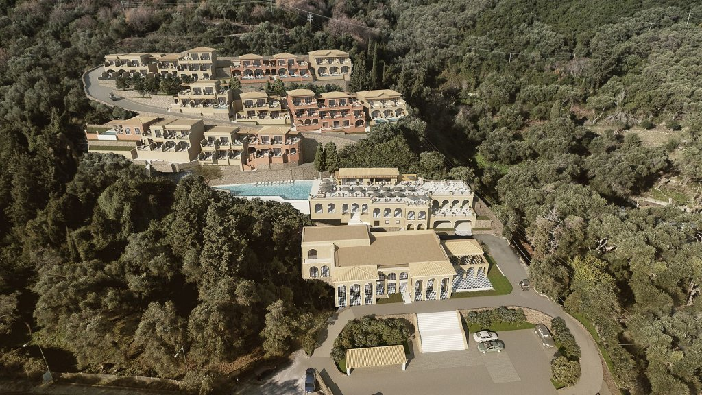 Marbella Nido Suite Hotel & Villa, Acharavi, Corfu Image 4