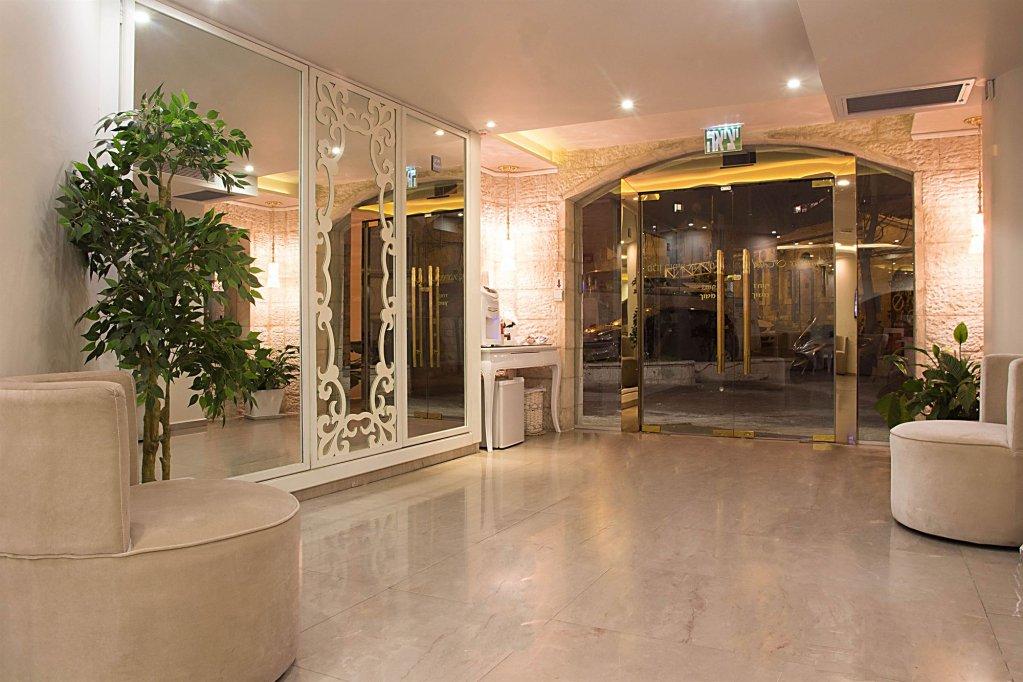Agripas Boutique Hotel Jerusalem Image 25