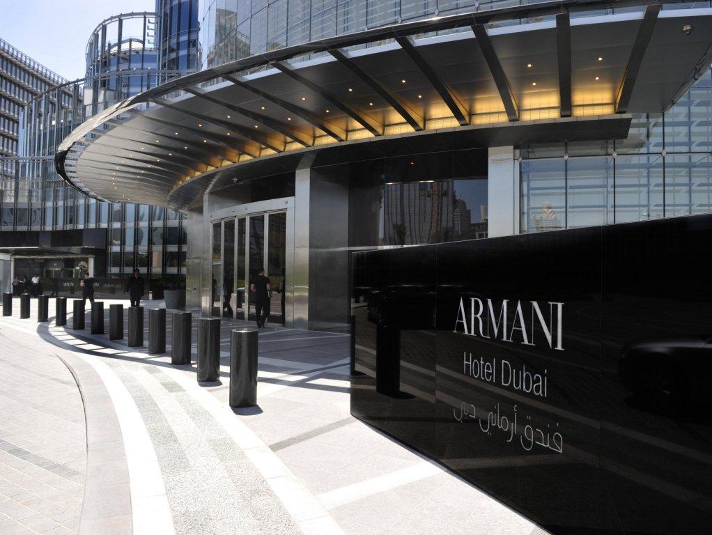 Armani Hotel Dubai Image 16