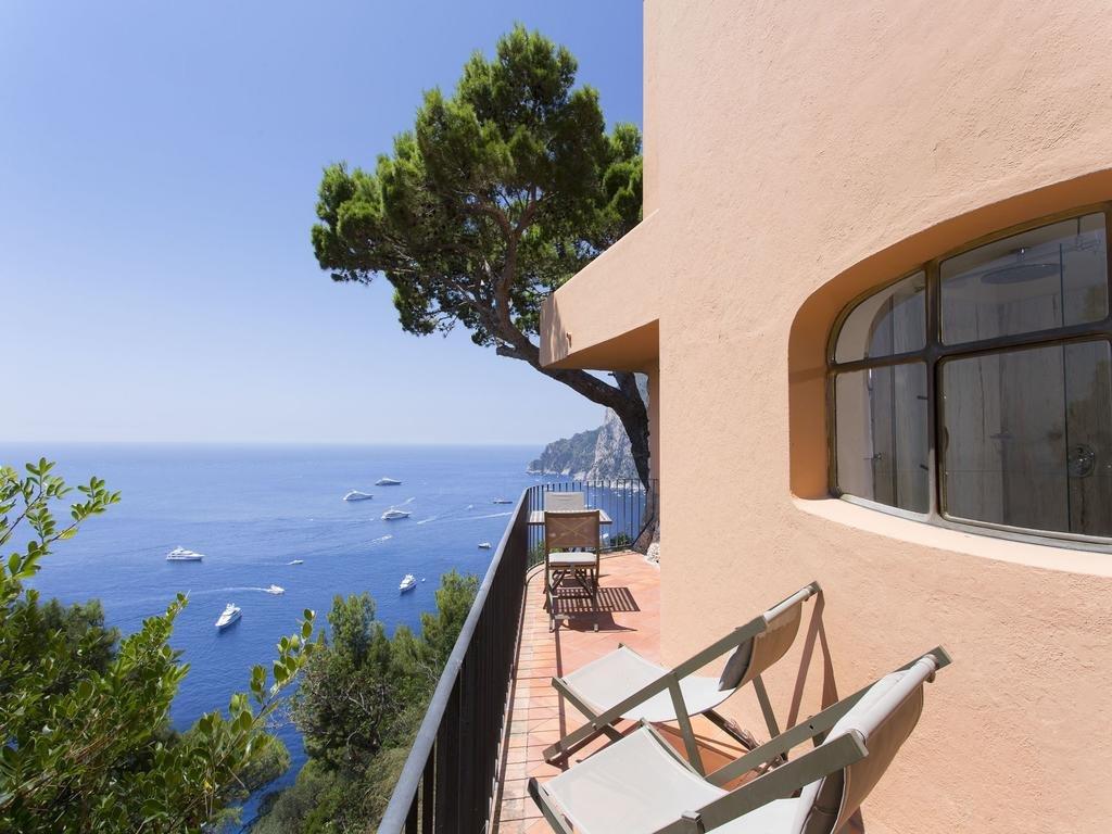 Hotel Punta Tragara, Capri Image 1