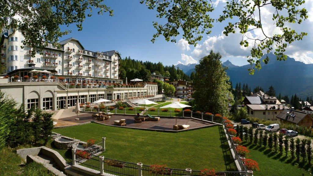 Cristallo Hotel, A Luxury Collection Resort & Spa, Cortina D'ampezzo Image 3