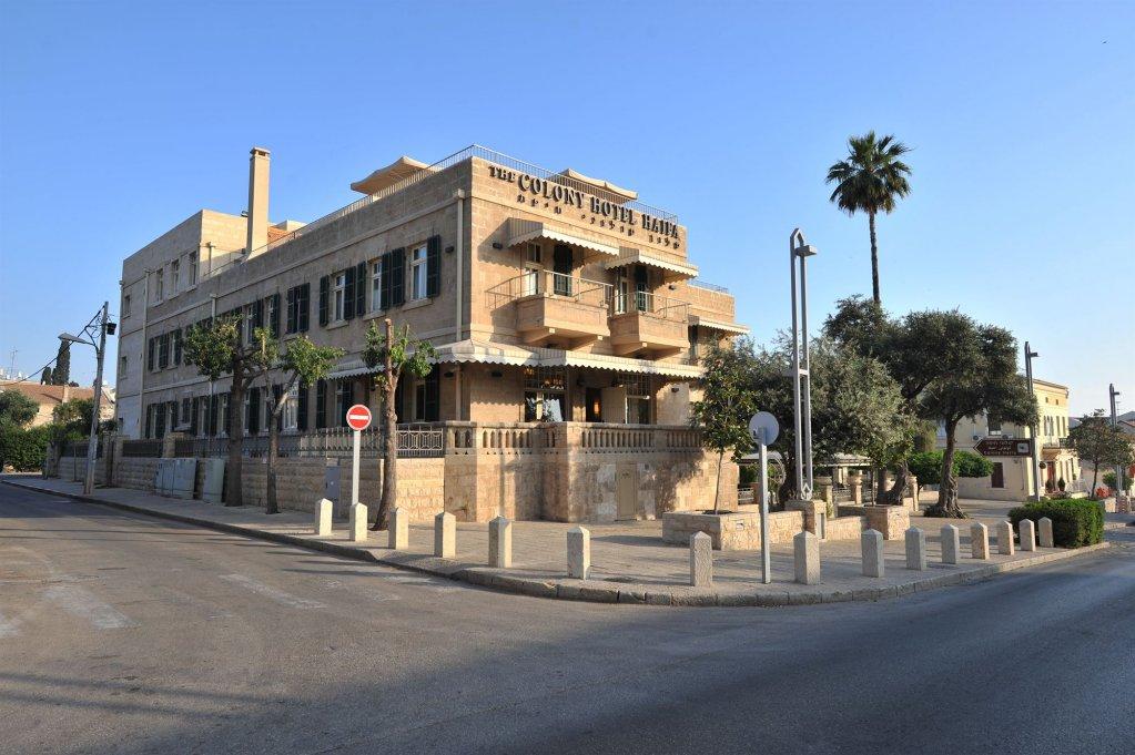 Colony Hotel Haifa Image 7